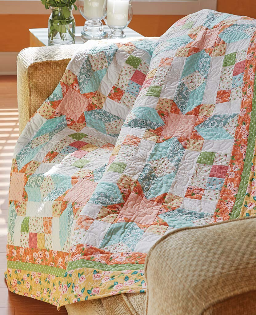 In The Summertime Quilt Fons Amp Porter The Quilting Company