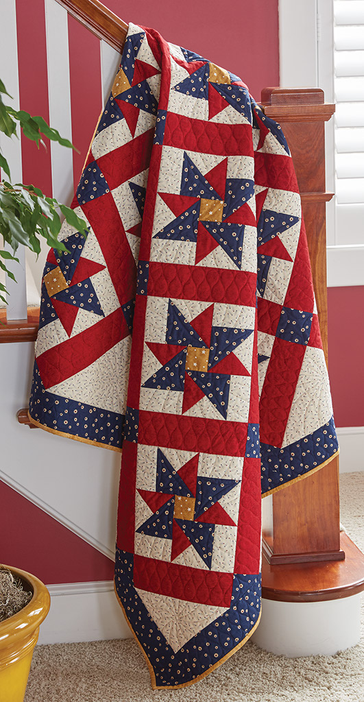 Parade Rest Quilt Fons Amp Porter The Quilting Company