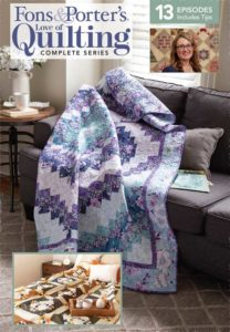 Fons & Porter's Love of Quilting 3200 Series