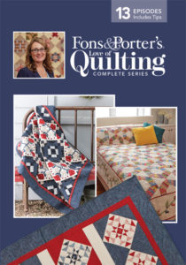 Fons & Porter's Love of Quilting 3100 Series