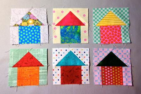 march13 QM Bitty Blocks: Home Sweet Home