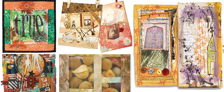 Create each of these designs with these inspired memory quilt patterns.