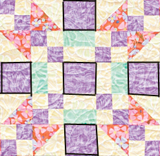 mgblock2 Quilt Blocks: Simple Math Part 2