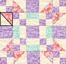 mgblock8 Quilt Blocks: Simple Math Part 2