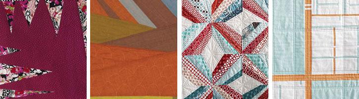4 Free Modern Quilt Patterns