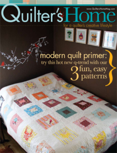 Free modern quilt primer eBook