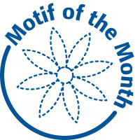 Quiltmaker Motif of the Month
