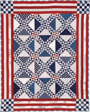 Nautically Nice free quilt pattern