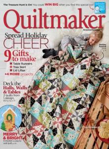 Quiltmaker November/December 2017