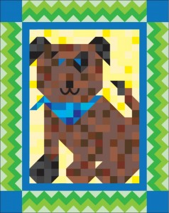 patchpals brwndog1 238x300 Patch Pals Border Swap