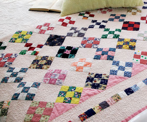 Nine Patch Quilts: Dressed to the Nines with Quilts - The Quilting ... : nine block quilt pattern - Adamdwight.com
