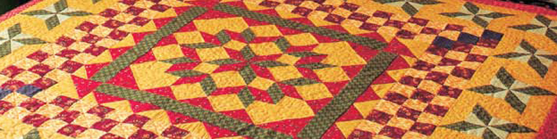 Free pieced quilt border projects