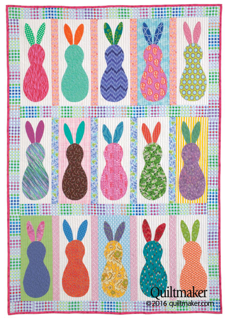 qm1604 everybunny flat450 Sew Long!
