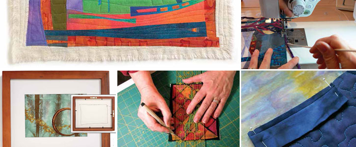 5 Methods for Perfect Quilt Binding and Finishing - The Quilting ... : finishing quilt - Adamdwight.com