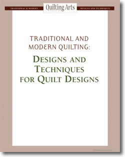 Quilting Designs and Techniques for Designing Quilts