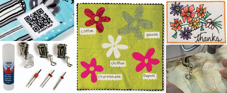 From quilt labels to scissors and needles, discover these must-have tools for quilting.