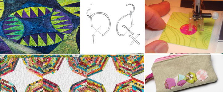 5 free articles on how to sew a quilt