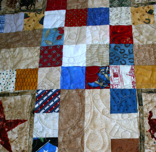 quilting Free motion Friday