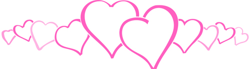 rowofhearts QM Bitty Blocks: I Heart This One!