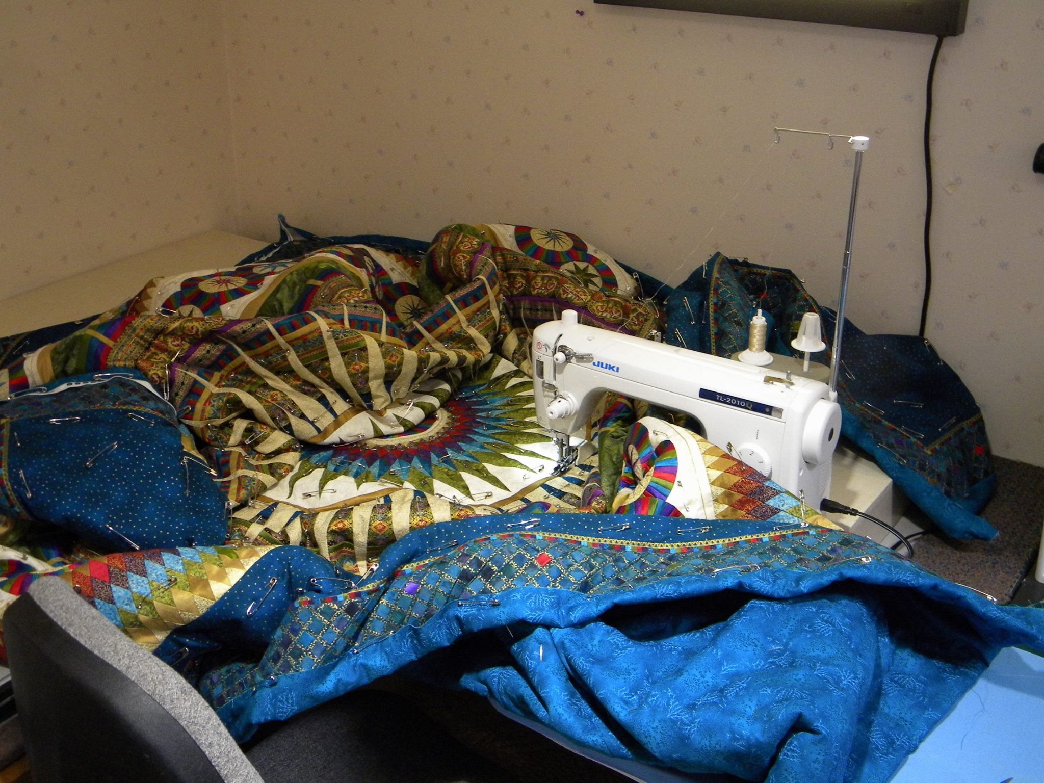 Saturday morning quilt break diary of a prize winning quilter saturday morning quilt break quilting 300x225 saturday morning quilt break diary of a prize winning baditri Choice Image