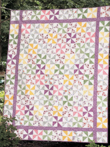 Traditional Scrap Quilt Pattern