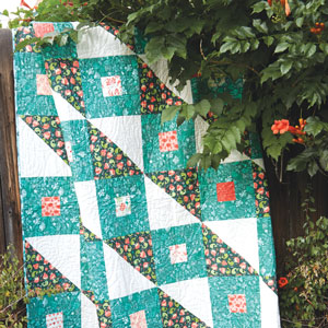 Seaside Steps: Quick Throw Quilt Pattern - The Quilting Company : seaside quilt - Adamdwight.com
