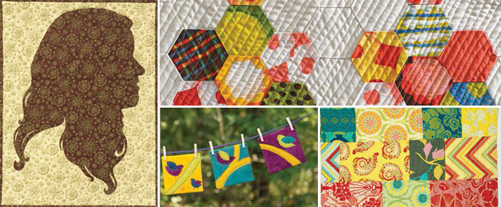 4 Free Easy Quilt Patterns