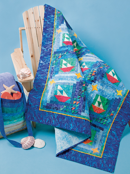 10 Fun Summer Quilt Ideas The Quilting Company