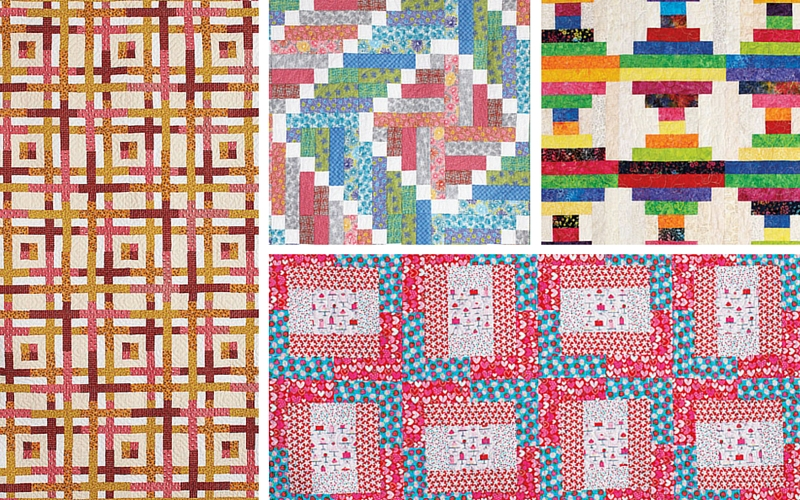 4 Free Strip Quilt Patterns That Standout from the Crowd - The ... : quilting with strips - Adamdwight.com