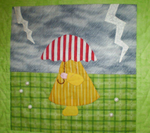 suehail Sunbonnet Sue: Pick a Side! and a Giveaway