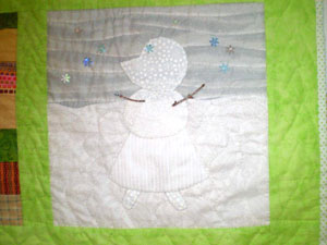 suesnow Sunbonnet Sue: Pick a Side! and a Giveaway