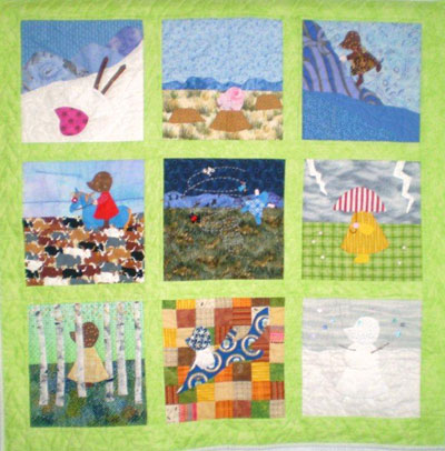 suewhole1 Sunbonnet Sue: Pick a Side! and a Giveaway