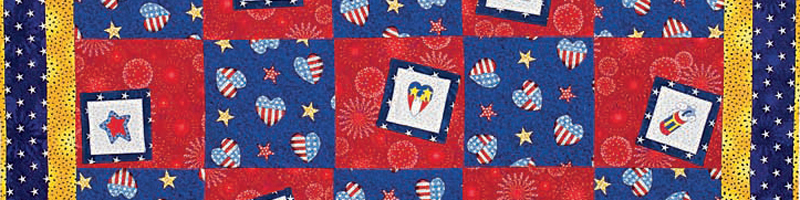 Free summer quilt patterns you'll love