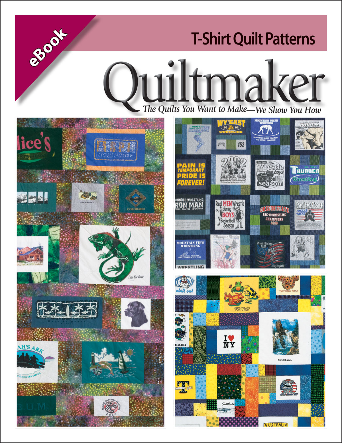 Free T-Shirt Quilt Patterns - How to Make Your Own T-Shirt Quilts ... : tee shirt quilt directions - Adamdwight.com