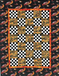 Traditional Boy Quilt