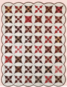 Free Two-Color Quilt Patterns eBook - The Quilting Company : two color quilts free patterns - Adamdwight.com