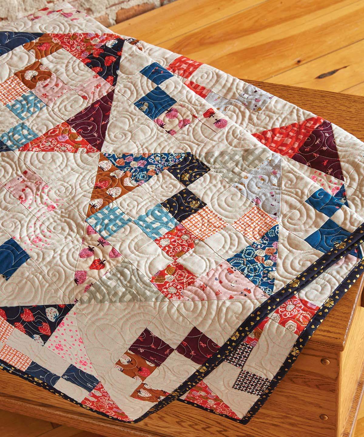 Two Way Quilt