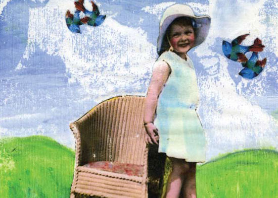 Using Transfer Artist Paper: Tapping into Image Transfers by Lesley Riley