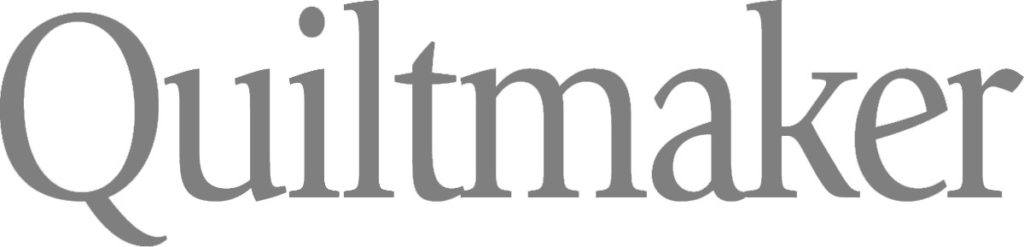 Quiltmaker Magazine - Logo