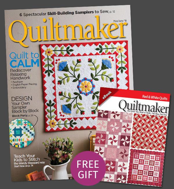Quiltmaker Magazine - Subscription