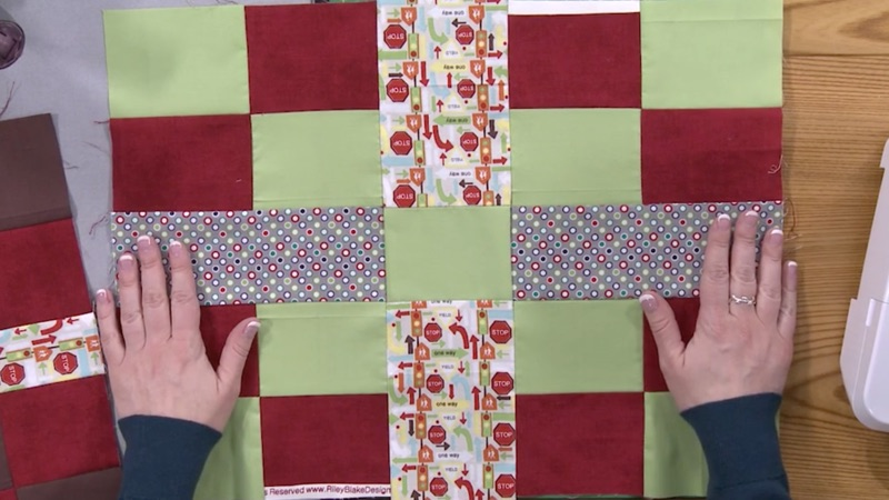144 | Basic Quilt Math with Squares and Rectangles - The Quilting ... : basic quilt - Adamdwight.com