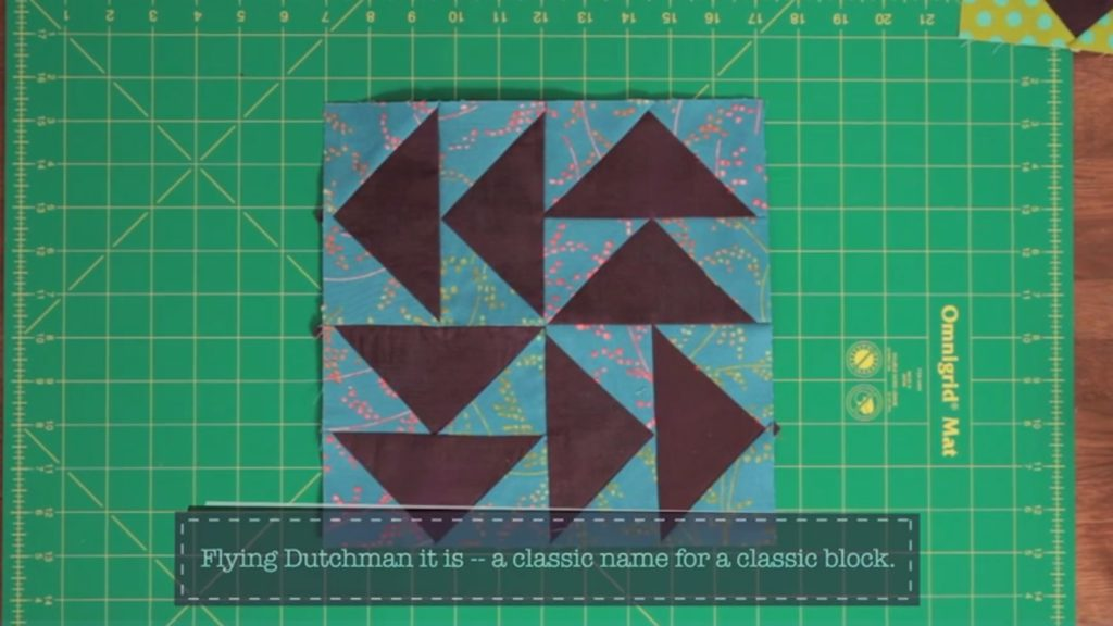 240 Blocks A Go Go Flying Dutchman Quilt Block The Quilting Company