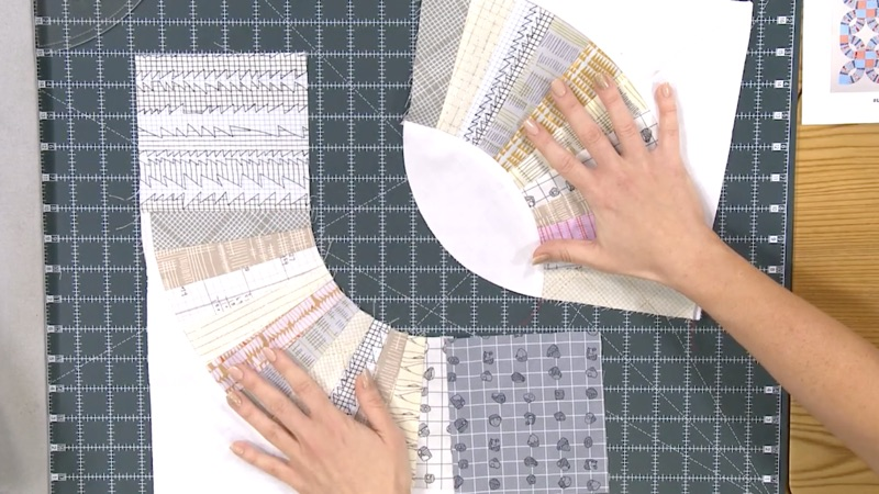 Curved Piecing Lesson