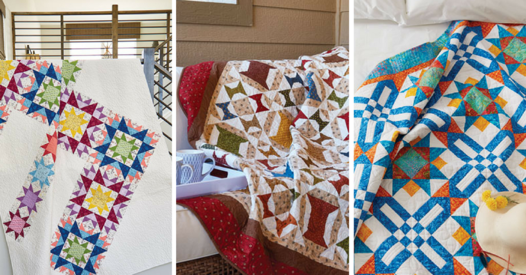 Quiltmaker January/February 2018
