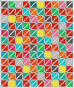 Alternative Block Arrangement 1