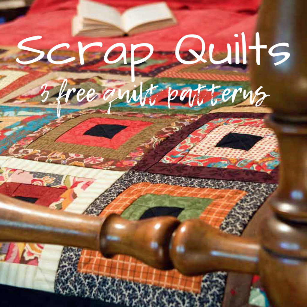 Free Scrap Quilt Patterns Download