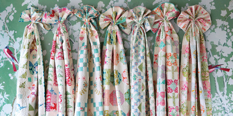 Tilda Quilts to make at home
