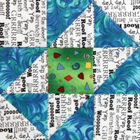 Addicted to Scraps - Box KiteBlock