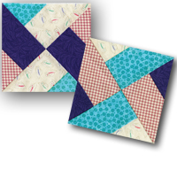 Addicted to Scraps - Twin SisterBlock