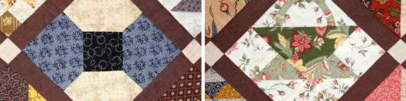 Alias Grace quilts inspiration